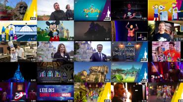 Youtube Disneyland Paris